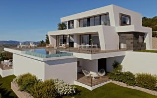 4 bedroom Villa in Cumbre del Sol  - VAP119453