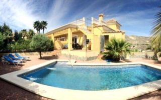 4 bedroom Villa in El Campello  - TT100174