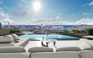 4 bedroom Villa in Finestrat - CAM117620