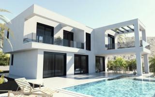 4 bedroom Villa in Finestrat  - HIM1117392