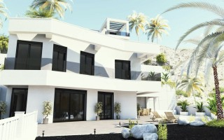 4 bedroom Villa in Finestrat  - MH115816