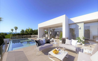 4 bedroom Villa in Javea  - CH119759