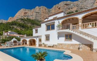 4 bedroom Villa in Javea  - CH119760