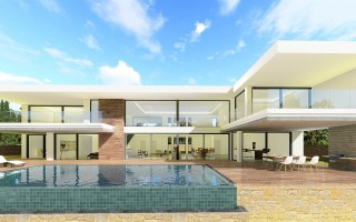 4 bedroom Villa in Javea  - JC1117010