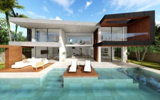 4 bedroom Villa in Javea  - JC1117012