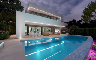 4 bedroom Villa in Moraira  - GHB1117216