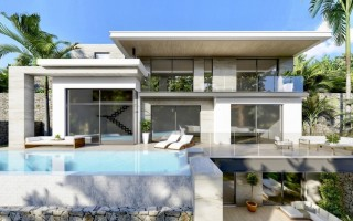 4 bedrooms Villa in Moraira  - MLC1117545