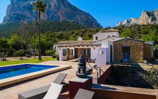 4 bedroom Villa in Polop  - CGN201198
