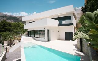 4 Schlafzimmer Villa in Altea  - DOA1117800