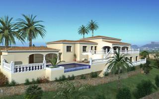 5 bedroom Villa in Benitachell  - VAP117199