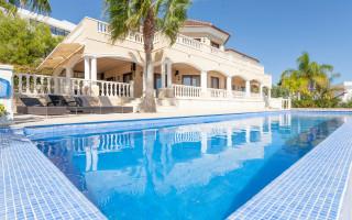 5 bedroom Villa in Calpe  - DOA1117798