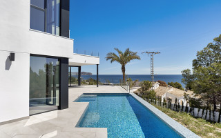 5 bedroom Villa in Calpe  - SSP119545