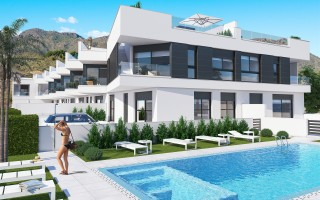5 bedroom Villa in Finestrat  - SSL118125