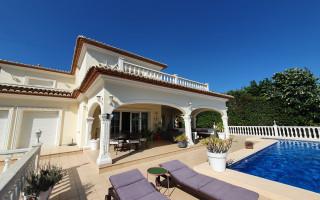 5 bedroom Villa in Javea  - PRO1117139