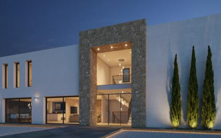 5 bedroom Villa in Moraira  - MB118705
