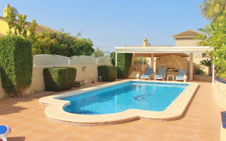 6 bedroom Villa in Rojales  - BEV116122