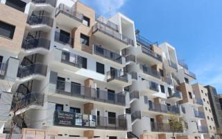 Apartament cu 2 dormitoare în Finestrat  - CAM115013
