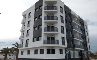 Apartament cu 2 dormitoare în San Pedro del Pinatar  - GU119596
