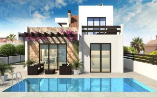 Apartament cu 2 dormitoare în Los Dolses  - MN6810