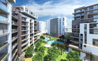 Апартамент в Аліканте, 3 спальні  - QUA1116922