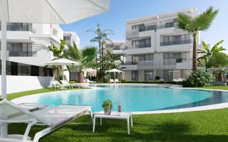 Apartamento de 3 habitaciones en Villajoyosa  - QUA119239