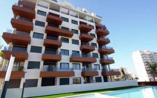 Apartamento de 2 habitaciones en Guardamar del Segura  - AGI6062
