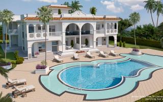Apartamentos de élite nuevos en Ciudad Quesada, Espana - ER114301