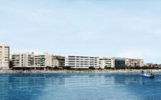 Apartamentos de élite nuevos en Villamartin, area 95 m<sup>2</sup> - GB7797