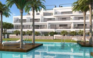 Apartamentos modernos nuevos en Ciudad Quesada, Espana - ER7045