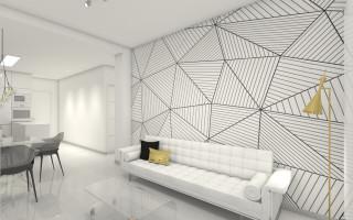 Apartamentos modernos nuevos en Villamartin, 2 dormitorios, 64 m<sup>2</sup> - GB7159