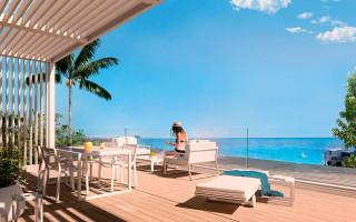 Apartamenty klasa VIP w Villajoyosa, do morza 280 m - SOL118126