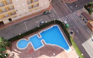 Апартаменты в Лос Гуардинес, 2 спальни - OI8585