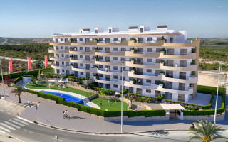2 bedroom Apartment in Arenales del Sol  - TM116880