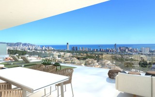2 bedroom Apartment in Gran Alacant  - AS116004