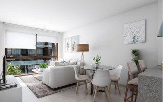 2 bedroom Apartment in La Marina  - GM6975