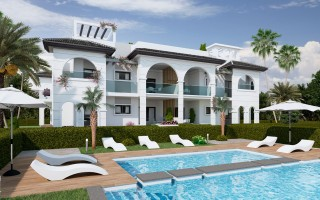 2 bedroom Apartment in Mar de Cristal  - CVA118753