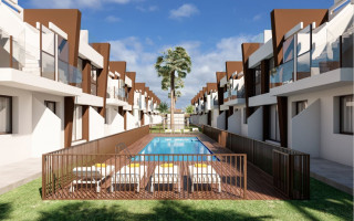 2 bedroom Apartment in San Miguel de Salinas  - MT6980