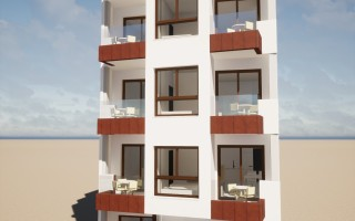 2 bedroom Apartment in Villamartin - TM6688