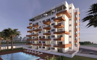 3 bedroom Apartment in La Zenia - US6838