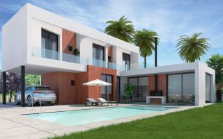 Appartement de 3 chambres à Gran Alacant - NR117356