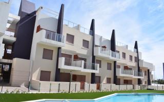 Appartement de 1 chambre à Torrevieja - AG4341
