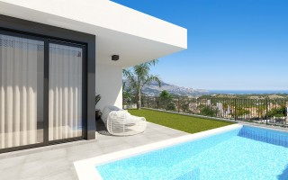 Appartement de 3 chambres à Cumbre del Sol - VAP117179