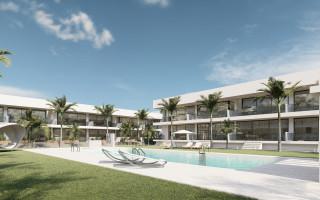 Appartement de 2 chambres à Mar de Cristal - CVA118745