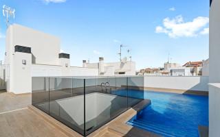 Appartement de 3 chambres à Torrevieja - MS5671