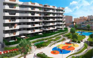 Appartement de 2 chambres à San Pedro del Pinatar - GU8310