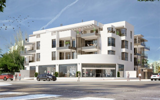 Appartement de 1 chambre à Guardamar del Segura - CN6605
