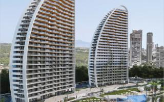 Appartement de 2 chambres à San Pedro del Pinatar - GU8308