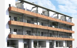 3 Schlafzimmer Appartement in Santa Pola  - US8344