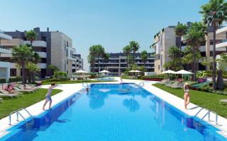 Ático de 3 habitaciones en Torrevieja  - GDO8179