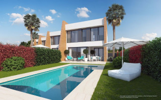 3 bedroom Villa in Finestrat  - CG7653